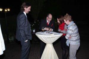 Zauberer Firmenevent Oberleichtersbach
